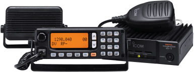 Mobile Amateur Radio - Coastal Communications UK